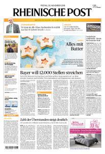 Rheinische Post – 30. November 2018