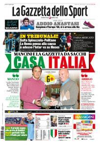 La Gazzetta dello Sport Roma – 18 gennaio 2020
