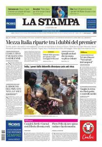 La Stampa Imperia e Sanremo - 20 Aprile 2020