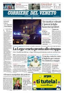 Corriere del Veneto Padova e Rovigo – 05 febbraio 2019