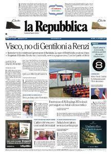la Repubblica - 19 Ottobre 2017