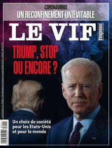 Le Vif L'Express - 29 Octobre 2020