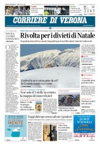 Corriere di Verona – 04 dicembre 2020