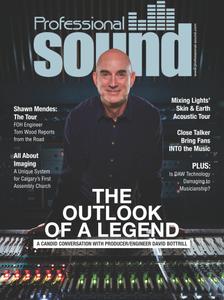 Professional Sound - October 2019