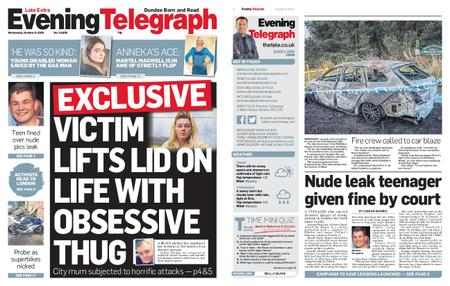 Evening Telegraph First Edition – October 09, 2019