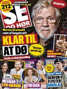 SE og HØR – 17. oktober 2018