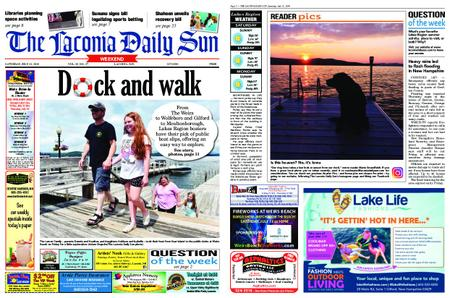 The Laconia Daily Sun – July 13, 2019
