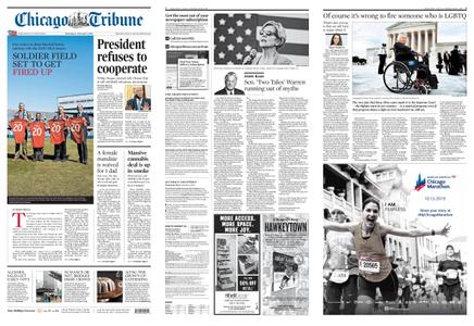 Chicago Tribune – October 09, 2019