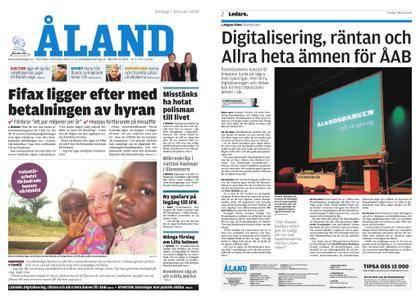Ålandstidningen – 07 februari 2018