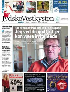 JydskeVestkysten Varde – 02. december 2018