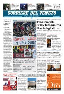 Corriere del Veneto Padova e Rovigo - 21 Novembre 2017