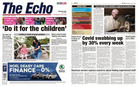 Evening Echo – July 07, 2021