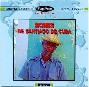 VA  -  Sones de Santiago de Cuba (1998)