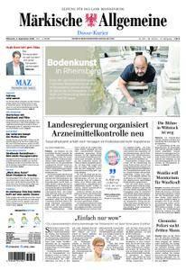 Märkische Allgemeine Dosse Kurier - 05. September 2018