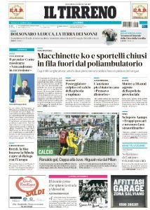 Il Tirreno Livorno - 17 Gennaio 2019