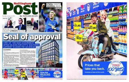 Nottingham Post – January 17, 2019