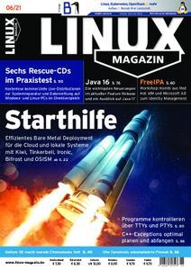 Linux Magazin – Juni 2021