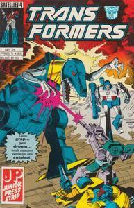 De Transformers - 24 - De Opstanding Gambit