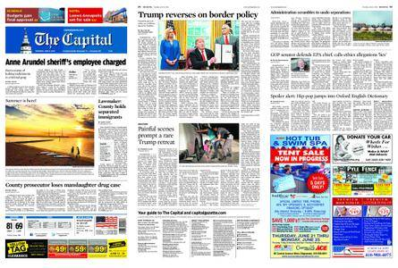 The Capital – June 21, 2018
