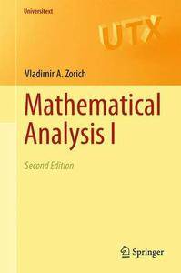 Mathematical Analysis I, 2 edition (repost)