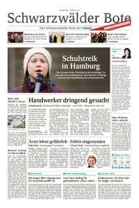 Schwarzwälder Bote Hechingen - 02. März 2019