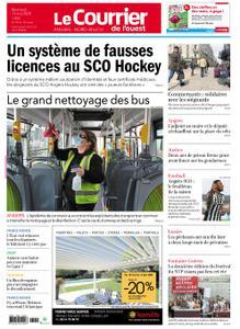 Le Courrier de l'Ouest Angers – 13 mai 2020