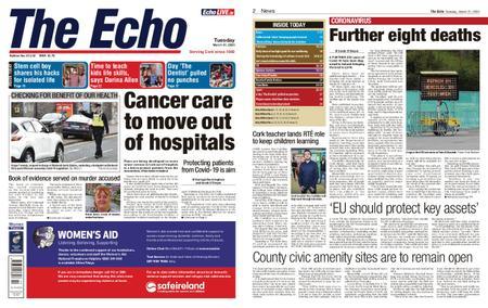 Evening Echo – March 31, 2020