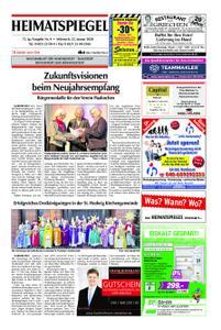 Heimatspiegel - 22. Januar 2020