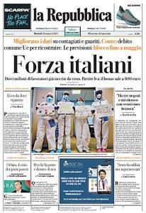 la Repubblica - 31 Marzo 2020
