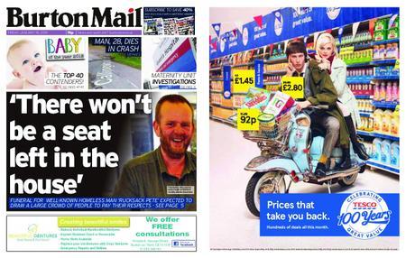 Burton Mail – January 18, 2019