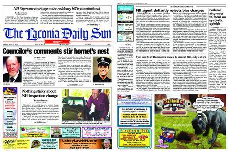 The Laconia Daily Sun – July 13, 2018