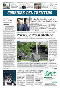 Corriere del Trentino - 29 Maggio 2018