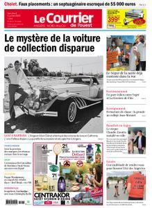 Le Courrier de l'Ouest Angers – 03 juillet 2020
