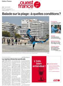 Ouest-France Édition France – 14 mai 2020