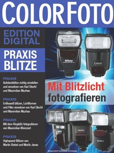 Colorfoto Edition Digital Praxis Blitze Juli 2013
