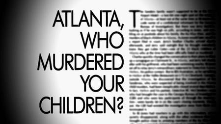 The Atlanta Child Murders (2019)