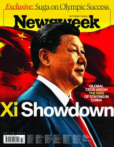 Newsweek International - 20 August 2021