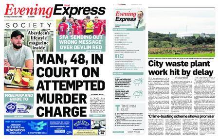 Evening Express – September 06, 2018