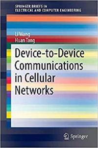 Device-to-Device Communications in Cellular Networks  [Repost]