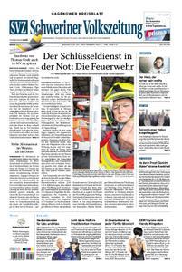 Schweriner Volkszeitung Hagenower Kreisblatt - 24. September 2019
