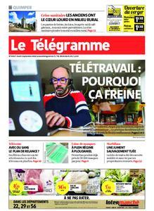 Le Télégramme Quimper – 03 septembre 2020
