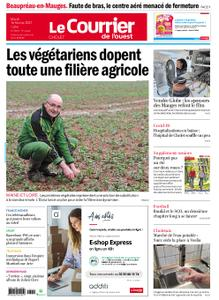 Le Courrier de l'Ouest Cholet – 16 février 2021