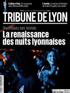 Tribune de Lyon - 12 Août 2021