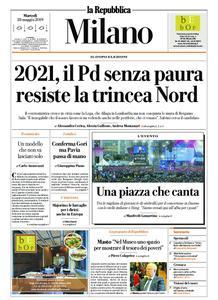 la Repubblica Milano – 28 maggio 2019