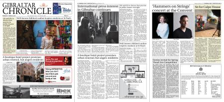Gibraltar Chronicle – 04 March 2019