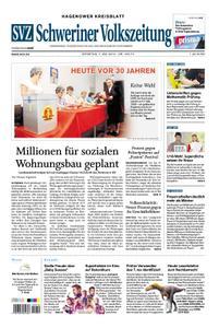 Schweriner Volkszeitung Hagenower Kreisblatt - 07. Mai 2019