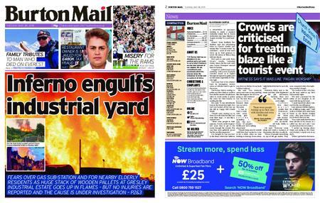 Burton Mail – May 28, 2019