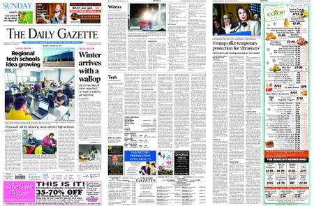 The Daily Gazette – January 20, 2019