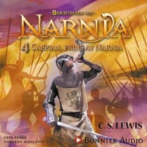 «Caspian, prins av Narnia : Narnia 4» by C.S. Lewis