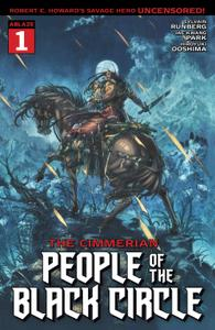 The Cimmerian-People of the Black Circle 001 2020 digital NeverAngel
